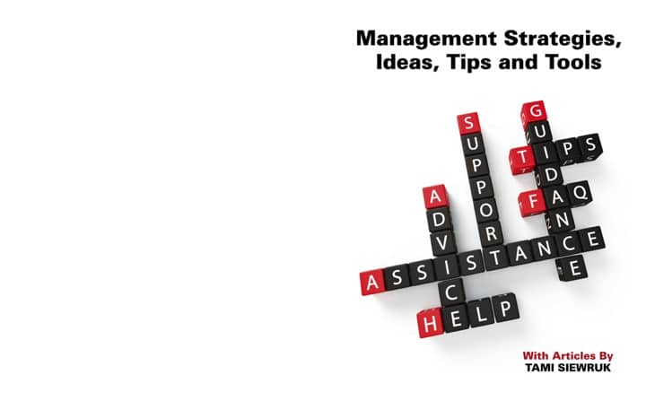 management strategies ideas tips and tools